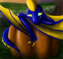 Yoctober by shroomworld387