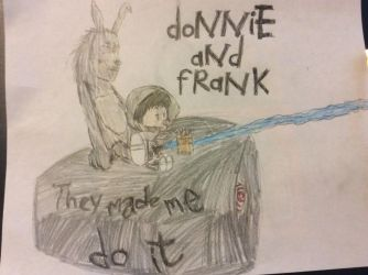 Donnie and Frank by doctorwhooves253