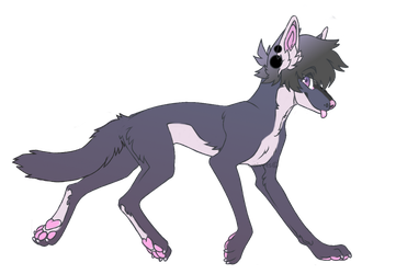 Last Canine adopt [CLOSED] by Hutydan