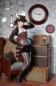 steampunk stock part 1 by vampurity-stock