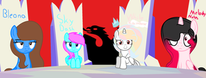 MLP The albanian ponies by DrawingwithBleona
