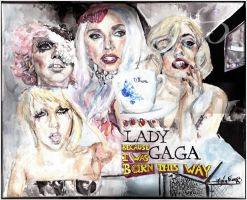 Born This Way, Baby. by mariaflores