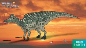 Walking with Dinosaurs: Velafrons by TrefRex