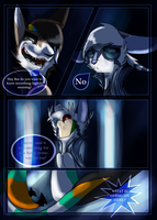 Exile Chapter One: Vilify Page Four by Litwicke