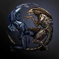 AVP by gatosamurai