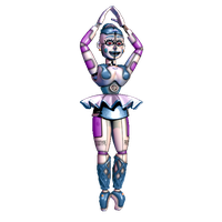 Prototype Ballora by TheRealBoredDrawer