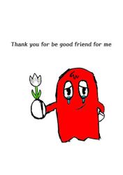 For all my good friends (include internet friends) by Ilovesonicandfriend
