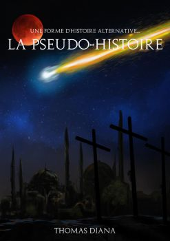 Book Cover - Pseudo history by BeignetBison