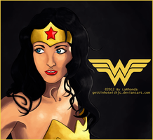 Wonder Woman by MissKingdomVII