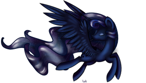 Princess of the Night by Ilynalta