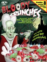 BLOODY CRUNCHES by melies