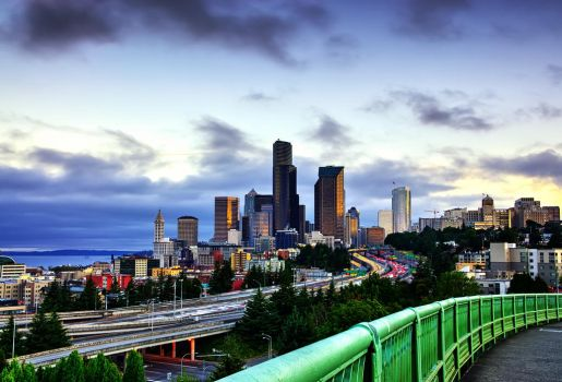 From Jose Rizal Bridge by UrbanRural-Photo