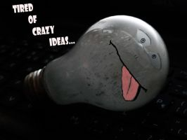 Tired Of Crazy Ideas by Topas2012