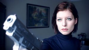 Resident Evil - Alice by burcuaycan
