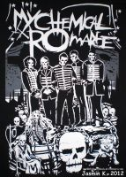 The Black Parade Is Dead by UNTILitFADEStoBLACK