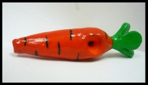 Carrot Pipe by malloryspipes