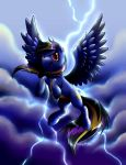 Thunder Bolts by RubyPM