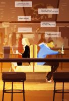 @thecoffeeshop. by PascalCampion