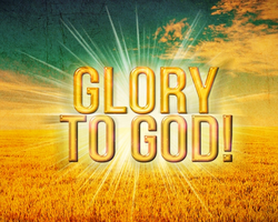 glory to God by alexpixels