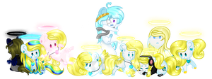 .:Gift:. [[The Angels]] by MLPCrystalHarmony