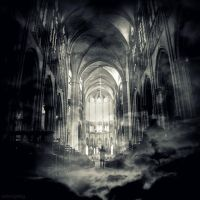 St Denis Aisle by lostknightkg