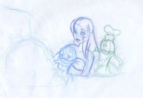 The World Above-sketch by DisneyFan-01