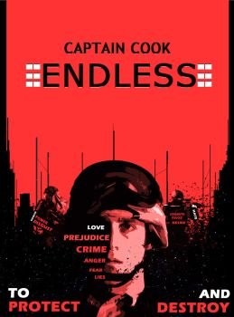 ::Endless:: Book Cover by sylor41