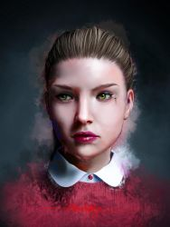 Girl by KevinMonje