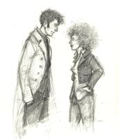 River and the Doctor by madis-hartte