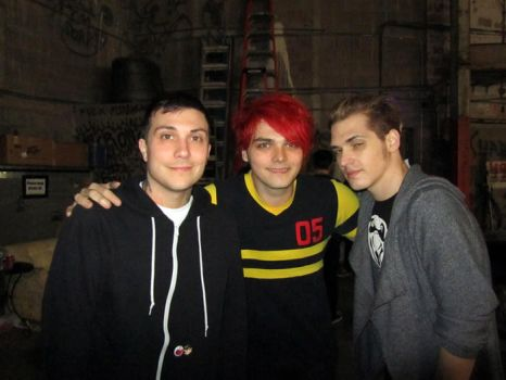 My Chemical Romance by Crippled-Plaything