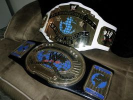 WWE INTERCONTINENTAL CHAMPIONSHIP by imranbecks