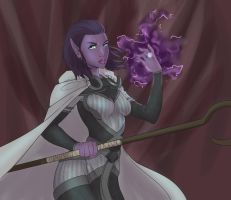 Wifes EQ2 Char by lonelion4ever