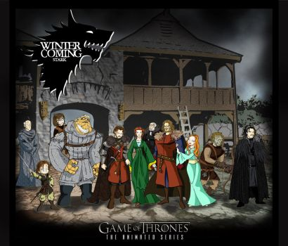 Game of Thrones the Animated Series 1 by Toadman005