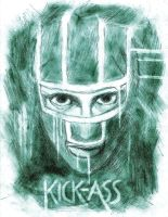KICK-ASS by MovieGeek323