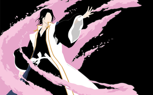 Byakuya Kuchiki - Bleach by Dingier