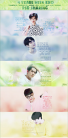 4 YEARS WITH EXO by victorhwang