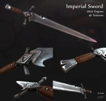 Imperial Sword by Suran329