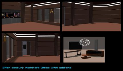 Admiral's Office by mdbruffy