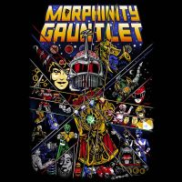 Morphinity Gauntlet by liu-psypher
