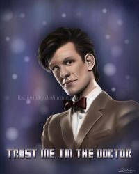 Dr. Who by RadiantSky