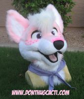 Pixy Coyote V2 by Blonde-Foxy