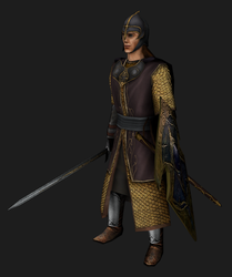 Third Age elf noble by Louis-Lux