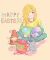 Happy Easter! by BlessaKim