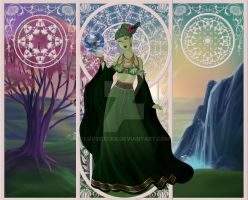 Goddess of Earth by luv2icesk8