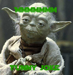 Joke Yoda by DarkMario2