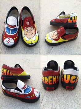 Fireman Shoes by manicimages