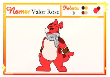Valor Rose by GlyphGryphon