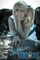 Lucy Heartfilia of Fairy Tail! by martyki