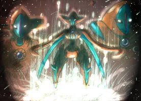 Destiny Deoxys - Revised