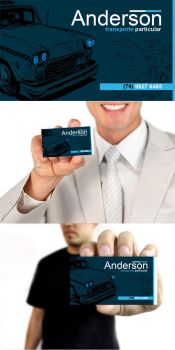Anderson Card by andmatthaus